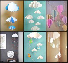 Ideas de: 1 Marc para Loikos -2 Gosh and Golly - 3 Trailofivi - 4 Karin y Freya para Pysselbolaget -5 Manualidades on -6 Jessica Arribas para Hogar.Pisos.com
