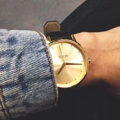 Kensington Leather tagged #nixon by arcadiandco