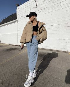 Cute Casual Outfits, Retro Outfits, Vintage Outfits, Urban Outfits, Grunge Outfits, Winter Fashion Outfits, Fall Winter Outfits, Moda Vintage, Mode Hijab