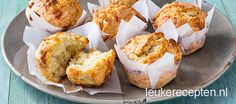 Cocos muffins,white chocolat,super easy
