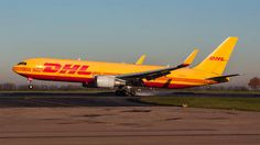 G-DHLE - DHL Cargo Boeing 767-300F photo (128 views)
