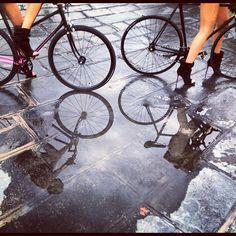 Bicycle Reflexion /// Place de la Concorde /// Paris Heritage-Paris H004  H007 Photo: C-reel