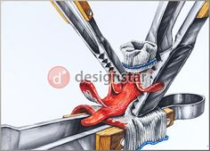 http://blog.naver.com/design-star #디자인스타, #미술학원, #기초디자인, #목장갑, #집게