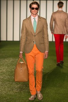 The Great British Summer: Look 023 LCM SS15