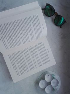 #book #sunglasses #boringsaturday #candles #white #home #sweethome