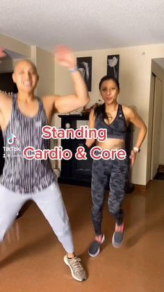 Fitness Workouts, Fitness Workout For Women, Easy Workouts, At Home Workouts, Cardio Workout Routines, Home Exercise Routines, Gym Routine, Gym Workout For Beginners, Workout Videos