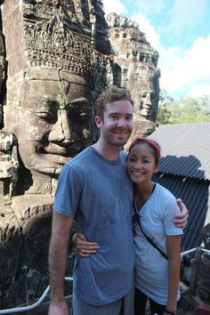 A quick 4 Day Guide to Siem Reap on what to see and where to stay when visiting the Angkor Temple Complex in Cambodia