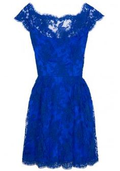 Adorable blue dress for those days where it is too hot for pants!