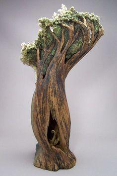 denise romecki art | Denise Romecki Ceramic Sculpture