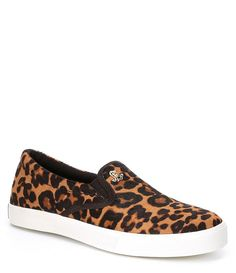 Shop for Lauren Ralph Lauren Ria III Leopard Hair Calf Slip On Sneakers at  Dillards.com. Visit Dillards.com to find clothing cc5514752415d