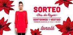 SORTEO -día de Reyes-Gana 1 vestido de Tonalá