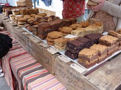 Pies and Fries: The Chocolate Festival, Oxford