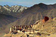 1) The Monastery Circuit  Route: Basgo – Spituk – Leh – Shey – Thiksey – Stakna – Hemis – Matho – Stok (Spituk Monastery)