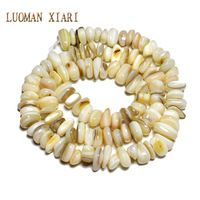 Wholesale Shape Gravel Natural Shell White Stone Beads For DIY Jewelry Chain Bracelet Necklace '' Diy Jewellery Chain, Jewelry Making Beads, Diy Jewelry, Bead Store, Buying Wholesale, Shell, Stone Beads, Diy Bracelet, Shapes