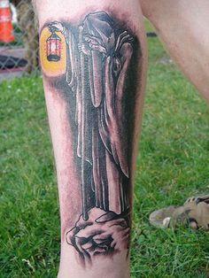death tattoos angel