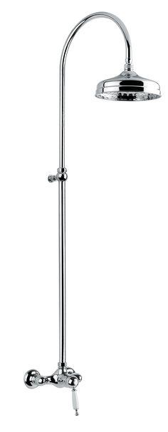Dusche Unterputz Armatur Tropft : Regendusche : Thermostat Duscharmatur Stour mit Unterputz Regendusche
