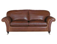 Mortimer Leather                                   Large 2 Seater Sofa