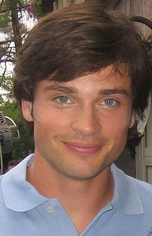 Tom Welling.  OMGosh, swoon!  He's my second hotest Hollywood hunk!