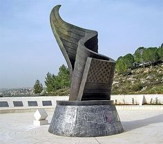 Israel 911 Memorial Statue :::  Despite Obama's Hatred for Israel, They Just Built This INCREDIBLE 9/11 Memorial…