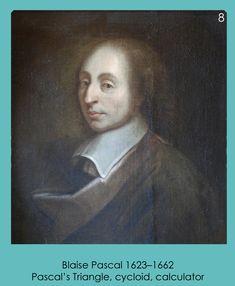 Pascal,  Descartes, Voltaire étaient philosophes et ....mathématiciens