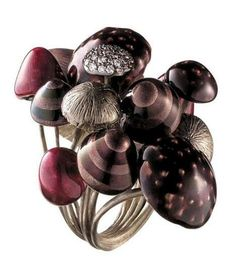 Toadstool-Sprouting Jewelry Photos 2 - Toadstool-Sprouting Jewelry pictures, photos, images