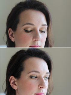 Beauty Basics  Fall Metallic Eyes  Hello There Lady