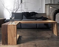 rustic/modern furniture