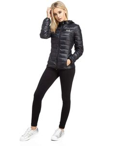 Emporio Armani Core JacketShop online for Emporio Armani Core Jacket with JD Sports, the UK's leading sports fashion retailer. Jd Sports, Emporio Armani, Down Suit, Armani Women, Armani Black, Puffer Jackets, Puffer Coats, Vintage Jacket, Sport Fashion