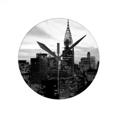 >>>This Deals          Black & White New York Round Wall Clock           Black & White New York Round Wall Clock today price drop and special promotion. Get The best buyDiscount Deals          Black & White New York Round Wall Clock please follow the link to see fully reviews...Cleck Hot Deals >>> http://www.zazzle.com/black_white_new_york_round_wall_clock-256391401270067237?rf=238627982471231924&zbar=1&tc=terrest