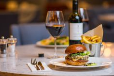 Come and relax at our stylish restaurant, Lady Jane. Right across Merrion Square, the restaurant has the perfect setting for family and friends gatherings. #restaurant #food #burger #wine #meal #dublin #dublinfood #thedavenport #thedavenporthotel #thedavenportdublin