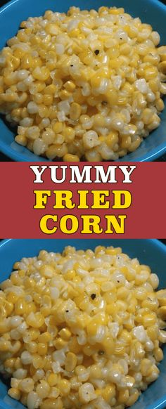 Yummy fried corn ingredients: 10 large cobs, fresh corn – 1 stick butter – 3 tablespoons canola oil – 2 tablespoons sugar – 1 teaspoon flour – cup milk – salt/pepper – instructions: in a large skillet, heat butter and oil over medium-high heat Fried Corn Recipes, Canned Corn Recipes, Veggie Recipes, Cooking Recipes, Fried Corn Recipe With Flour, Recipe For Fresh Corn, Best Fried Corn Recipe, Recipes With Corn, Sweet Corn Recipes