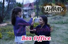 Kahaani 2 picks up a good pace at the Box-Office on Day 1