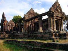 Il Viaggiatore Magazine - Tempio Preah Vihear, Cambogia