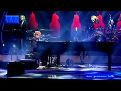 Elton John - Candle in the Wind feb 2013