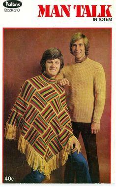 13 Hilarious Vintage Patterns for Men