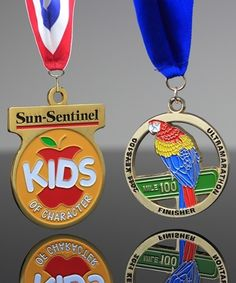 Our Custom Cast Medals & Coins are produced using a die struck soft enamel technique. Pricing includes up to 4 colors on the front side, with additional c Custom Awards, Are You The One, Coins, It Cast, Enamel, Personalized Items, Amp, Vitreous Enamel, Rooms