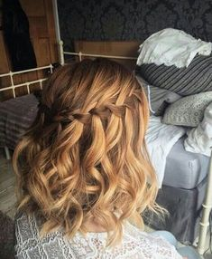 Pretty Hairstyles, Easy Hairstyles, Hairstyle Ideas, Prom Hairstyles For Short Hair, Elegant Hairstyles, Bridesmaids Hairstyles, Amazing Hairstyles, Graduation Hairstyles, Updo Hairstyle