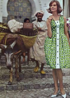Jean Shrimpton in Kay's Catalogue 1962