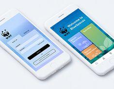 Mobile App Design, Mobile Ui, Ui Ux Design, New Work, Behance