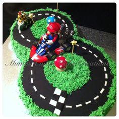Mario cart No.8 racing track