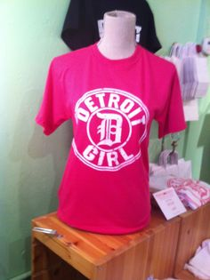 Detroit Girl!!~ I need this!