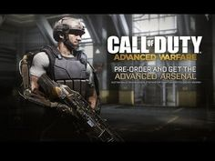 #Call of #Duty: #Advanced #Warfare #News Release Date And PreOrder #Bonus Information