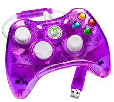 Rock Candy Xbox 360 Controller -- Purple  ME WANT