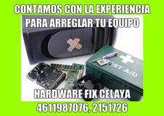 Reparación de PC en Celaya