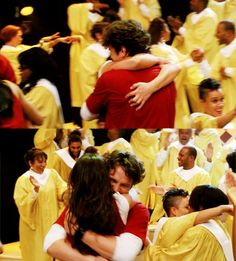 No one will ever replace Finn. But Jesse realized what he lost and he got a second chance. He's the best for Rachel now. St. Berry❤️