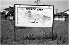 Honmoku Base(横浜市中区本牧の米軍接収地)