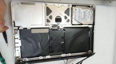 MacBook Pro (15-inch, Mid 2012) A1286 Liquid Damage Repair, MacBook Pro A1286 Keyboard Replacement and MacBook Pro A1286 Logic Board Repairs.