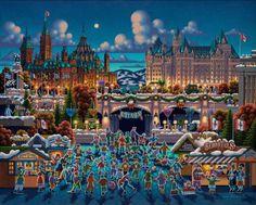 Ottawa (208 pieces)