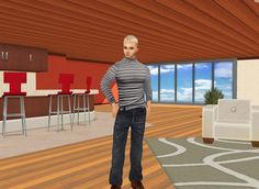 IMVU, the interactive, avatar-based social platform that empowers an emotional chat and self-expression experience with millions of users around the world. Virtual World, Virtual Reality, Jelsa, Social Platform, Imvu, Avatar, Join, Normcore