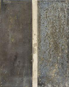 Serie VI by michaela Mara encaustic art...memories of stone minimalist abstract